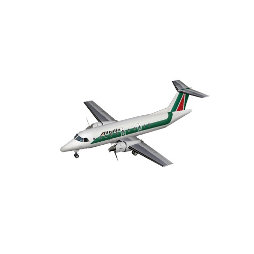 Screenshot of Embraer EMB 120 Alitalia