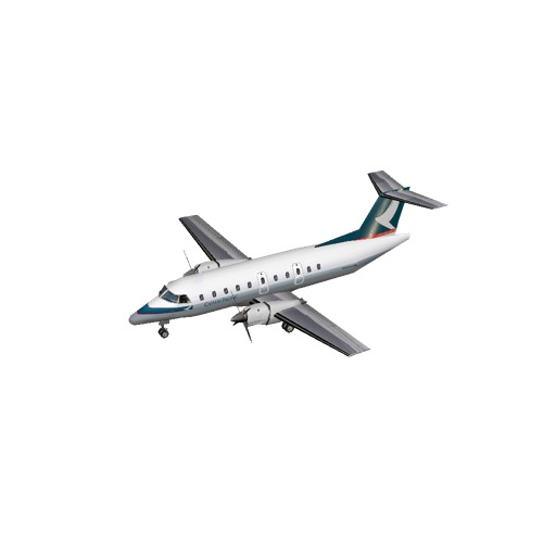 Screenshot of Embraer EMB 120 Cathay Pacific