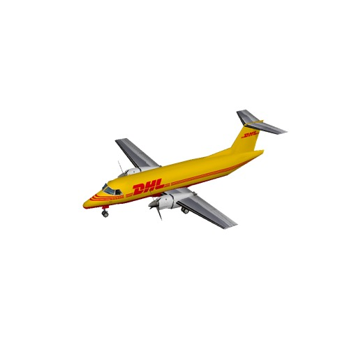 Screenshot of Embraer EMB 120 DHL