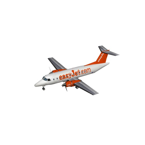 Screenshot of Embraer EMB 120 easyJet