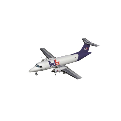 Screenshot of Embraer EMB 120 FedEx