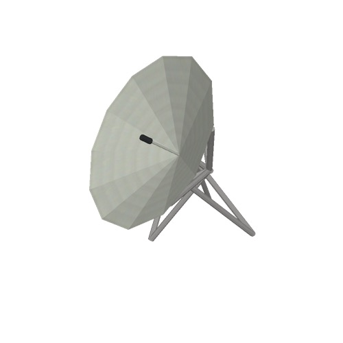 Screenshot of Dish, radio