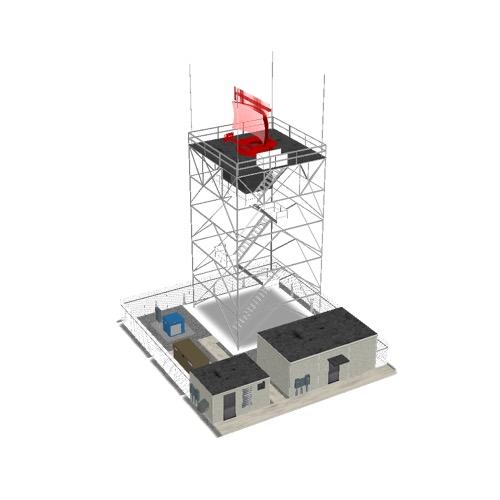 Screenshot of Radar Tower, ASR-11