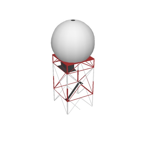 Screenshot of Radar, spherical