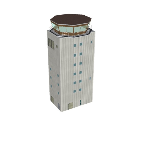 Screenshot of Tower, concrete, modern, 27.5m, grey