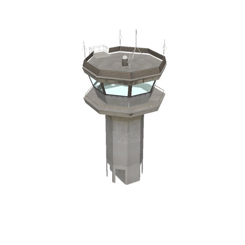 Screenshot of Tower, concrete, modern, 27m