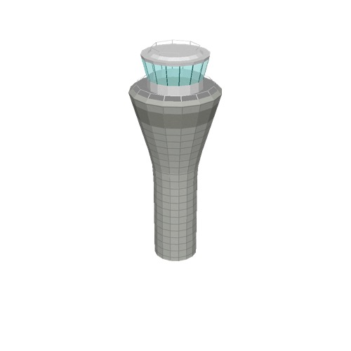 Screenshot of Tower, concrete, modern, 35m