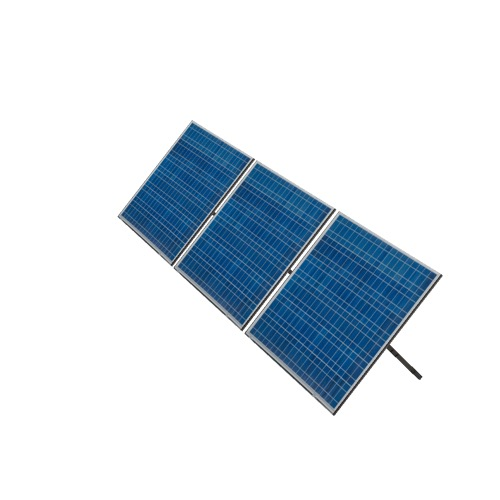 Screenshot of Solar Panel, 3 panels