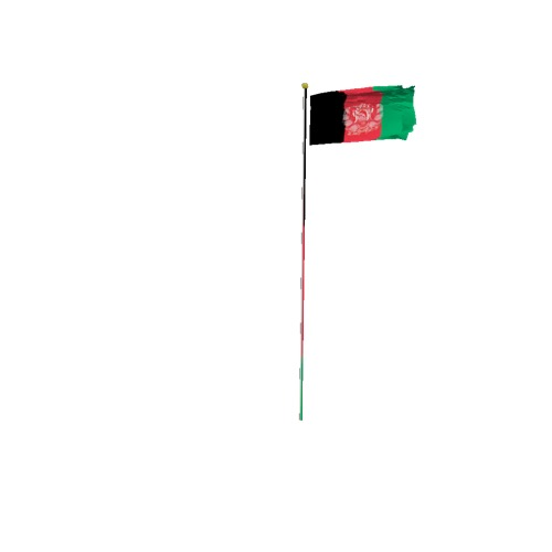 Screenshot of Flag, Afghanistan