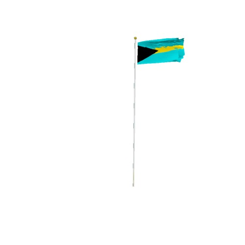 Screenshot of Flag, Bahamas