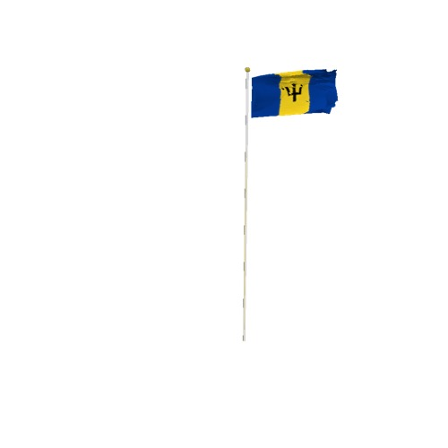 Screenshot of Flag, Barbados