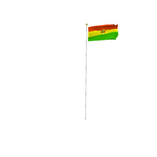 Screenshot of Flag, Bolivia