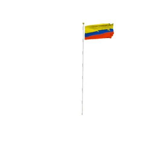 Screenshot of Flag, Columbia