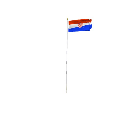 Screenshot of Flag, Croatia