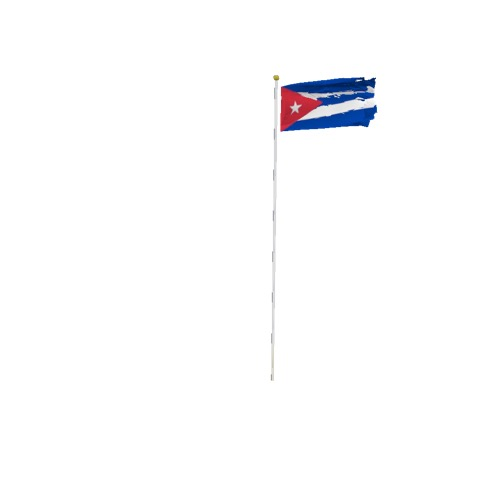 Screenshot of Flag, Cuba