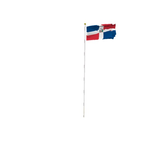 Screenshot of Flag, Dominican Republic