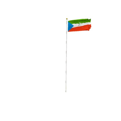 Screenshot of Flag, Equatorial Guinea