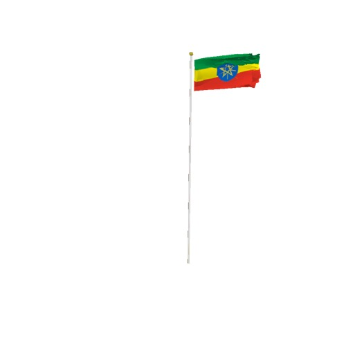 Screenshot of Flag, Ethiopia