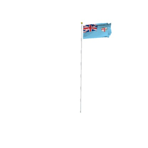 Screenshot of Flag, Fiji