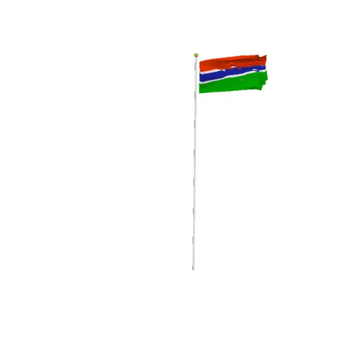 Screenshot of Flag, Gambia