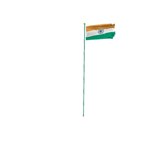 Screenshot of Flag, India
