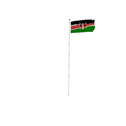 Screenshot of Flag, Kenya