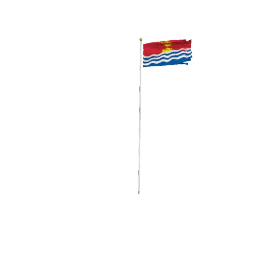 Screenshot of Flag, Kiribati