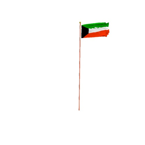Screenshot of Flag, Kuwait
