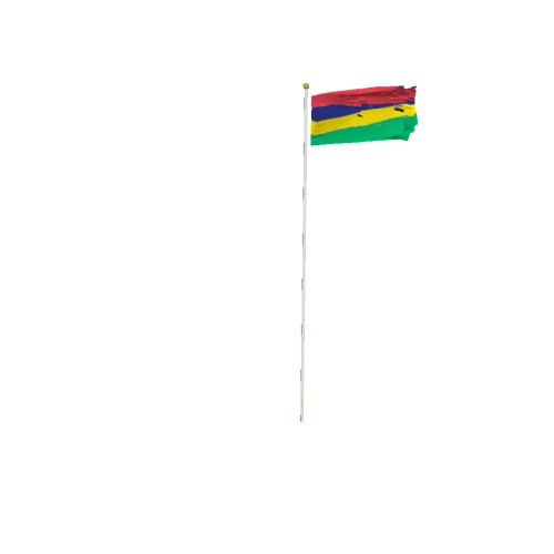 Screenshot of Flag, Mauritius