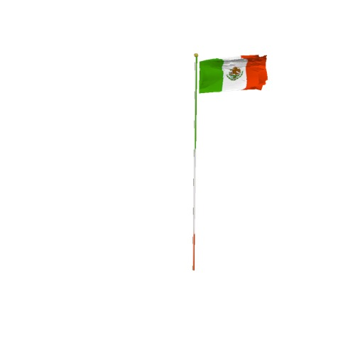 Screenshot of Flag, Mexico