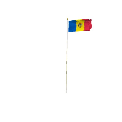 Screenshot of Flag, Moldova