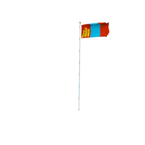 Screenshot of Flag, Mongolia