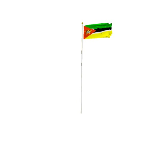 Screenshot of Flag, Mozambique