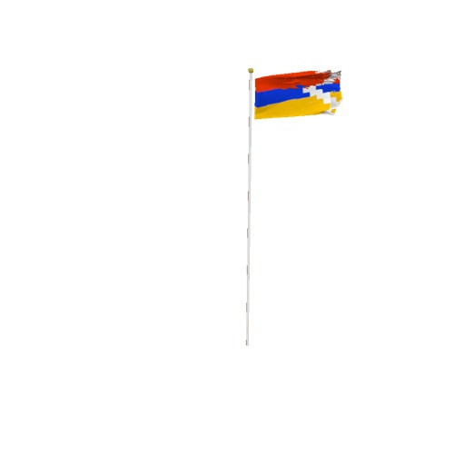 Screenshot of Flag, Nagorno-Karabakh