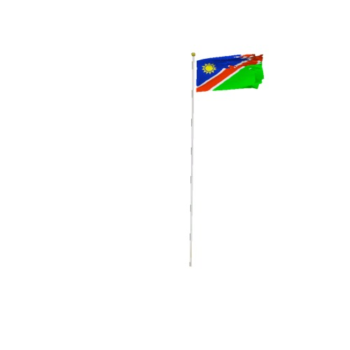 Screenshot of Flag, Namibia