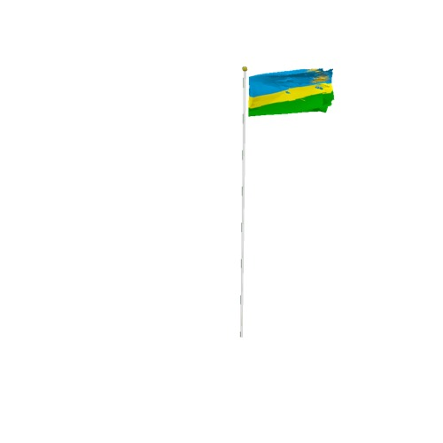Screenshot of Flag, Rwanda