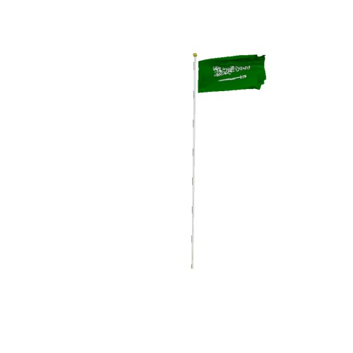 Screenshot of Flag, Saudi Arabia