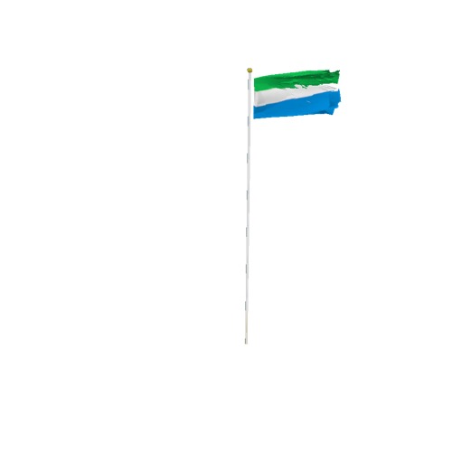 Screenshot of Flag, Sierra Leone