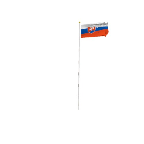 Screenshot of Flag, Slovakia