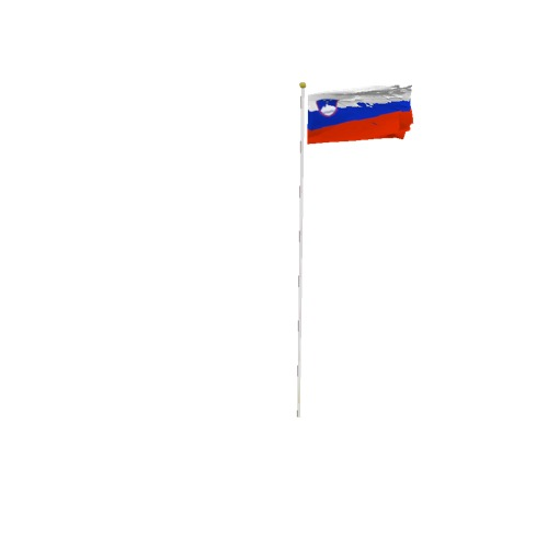 Screenshot of Flag, Slovenia