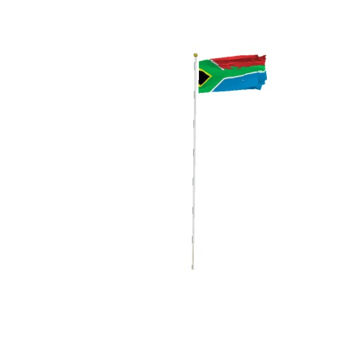 Screenshot of Flag, South Africa