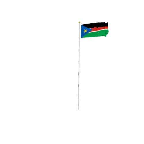 Screenshot of Flag, South Sudan
