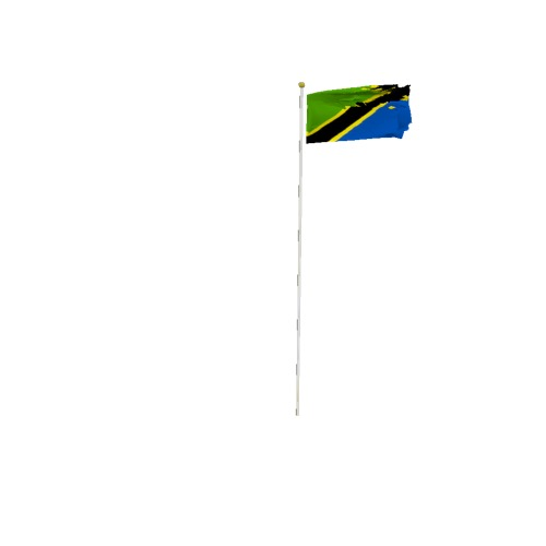Screenshot of Flag, Tanzania