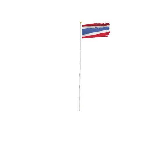 Screenshot of Flag, Thailand