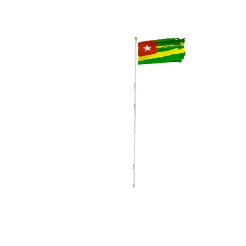 Screenshot of Flag, Togo