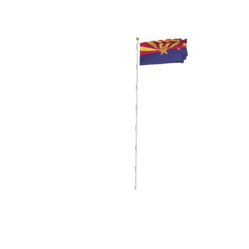 Screenshot of Flag, United States, Arizona