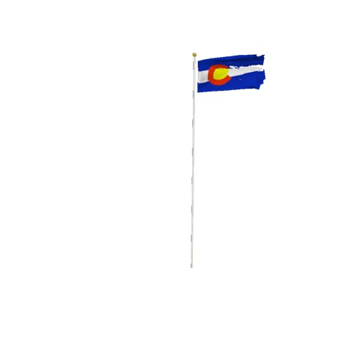 Screenshot of Flag, United States, Colorado