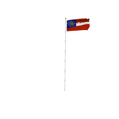 Screenshot of Flag, United States, Georgia