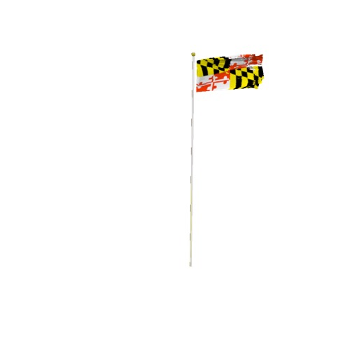 Screenshot of Flag, United States, Maryland