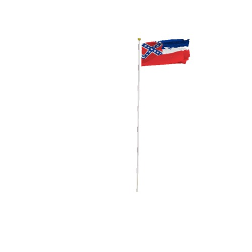 Screenshot of Flag, United States, Mississippi